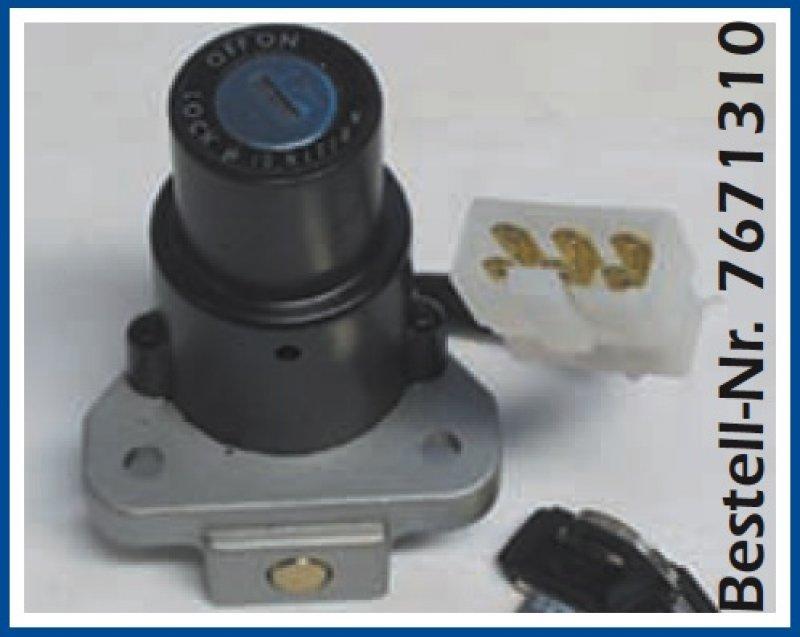 Zündschloß für RD250/350LC, Typ 4L1/4L0