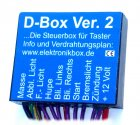 Elektronikbox D-Box Vers. 2, ideal für Umbauten etc.