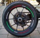 """Felgenstreifen Ducati """"Hypermotard"""" *"""
