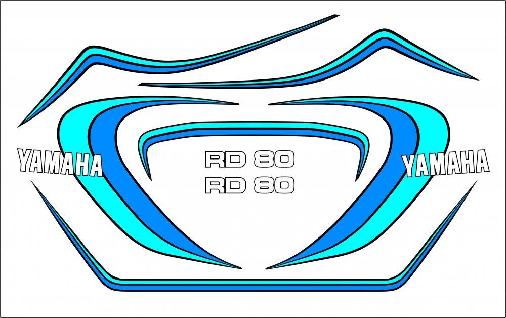 RD80 MX Dekor 5G1, 2-farbig #05