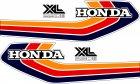 Honda XL250S dekor